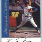 1999 Sports Illustraded Greats of the Game Autographs # 35 Ferguson Jenkins HOF Auto