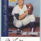 1999 Sports Illustrated Greats of the Game Autographs # 9 Jim Bouton Yankees Auto