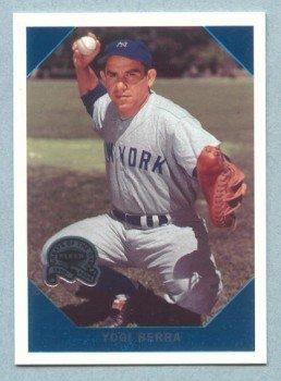 2000 Greats of the Game Retrospection # R12 Yogi Berra HOF Yankees