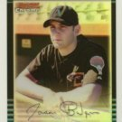 2002 Bowman Chrome Refractors # 334 JASON BULGER RC #d 100 of 500 Rookie Angels