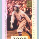 2002 Topps Tribute # 4 Eddie Collins HOF 3000 Career Base Hits on 6-3-25