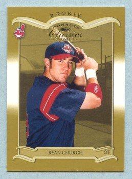 2003 Donruss Classics Rookie # 171 Ryan Church RC #d 0455 of 1500 Rookie
