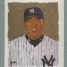2003 Playoff Portraits # 88 HIDEKI MATSUI RC Yankees Rookie