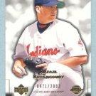 2003 Sweet Spot Beginnings # 166 Rafael Betancourt RC #d 0971 of 2003 Rookie