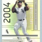 2004 Absolute Memorabilia Spectrum Silver # 53 CARLOS LEE #d 070 of 100