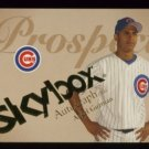 2004 Skybox Autographics Prospect # 88 Angel Guzman #d 0861 of 1500 Cubs