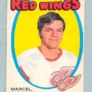 1971-72 OPC # 133 -- Marcel Dionne RC
