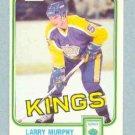 1981-82 OPC # 148 -- Larry Murphy RC
