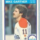 1982-83 OPC # 363 -- Mike Gartner
