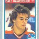 1982-83 OPC # 380 -- Dale Hawerchuk RC