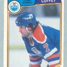 1983-84 OPC # 25 -- Paul Coffey
