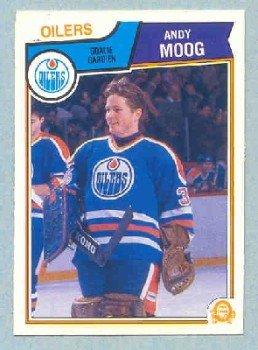1983-84 OPC # 40 -- Andy Moog