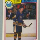 1983-84 OPC # 65 -- Phil Housley RC, Sabres, Rookie