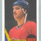 1987-88 OPC # 233 -- Stephane Richer RC