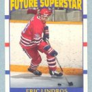 1990-91 Score # 440A -- Eric Lindros Rookie Card RC