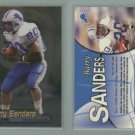 1998 Fleer Brilliants # 25 BARRY SANDERS -- MINT