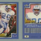 1999 Score # 29 BARRY SANDERS -- MINT