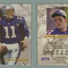 1995 Absolute # 11 DREW BLEDSOE -- MINT