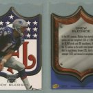 1998 Playoff Prestige Best of the NFL Die Cut # 13 DREW BLEDSOE