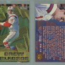 1995 Crown Royale Pride of the NFL # PN-19 DREW BLEDSOE