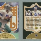 1997 SP Authentic ProFiles # P39 TROY AIKMAN -- MINT