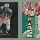 1998 Fleer Brilliants # 70 DAN MARINO -- MINT