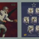 1998 Playoff Prestige Checklists # 1 TROY AIKMAN -- MINT