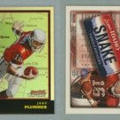 1998 Bowman Chrome Interstate Refractors # 35 JAKE PLUMMER -- MINT