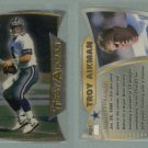 1996 Bowman's Best Cuts # BC14 TROY AIKMAN -- MINT