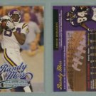 1999 Ultra # 114 RANDY MOSS -- MINT