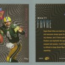 1997 Playoff Zone Frenzy # 1 BRETT FAVRE -- MINT