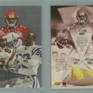 1998 Playoff Prestige Alma Maters # 24 FAULK, SCOTT, HAKIM -- MINT