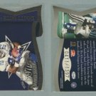 2000 Quantum Leaf Banner Season # BS-14 EMMITT SMITH #d 0411 of 1397 -- MINT