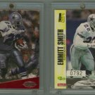 1994 Images All-Pro # A5 EMMITT SMITH #d 0792 of 2600 -- MINT