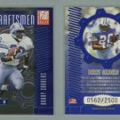 2000 Donruss Elite Craftsmen # C-21 BARRY SANDERS #d 0562 of 2500
