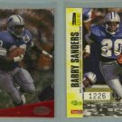 1994 Images All-Pro # A6 BARRY SANDERS #d 1226 of 2600 -- MINT