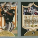 1997 SP Authentic ProFiles # P-33 TIM BROWN -- MINT