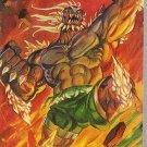 1994 Skybox DC Master Series Promo Card #P1 Doomsday