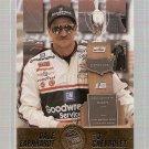1995 Press Pass Premium NASCAR Card #1 Dale Earnhardt