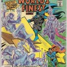 World's Finest #272 Superman Batman DC Comics 1981 GD