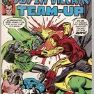 Super-Villain Team Up #9 Marvel Comics 1977 VG