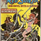 Red Sonja (1977 Series) #7 Marvel Comics 1978 GD/VG