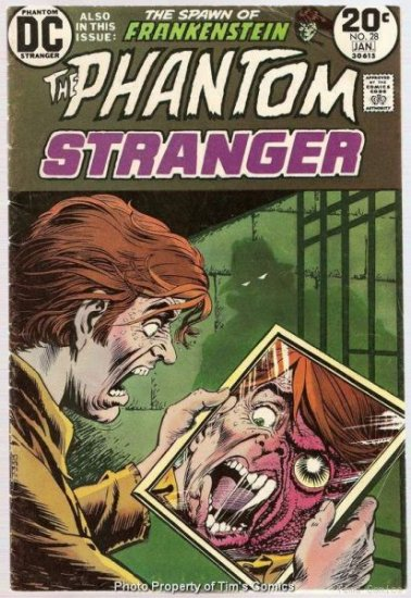 Phantom Stranger #28 DC Comics 1973 Good