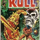 Kull the Conqueror (1971 Series) #13 Marvel 1974 GD/VG