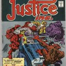 Justice, Inc. #3 DC Comics 1975 Very Good
