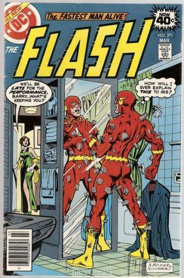 Flash (1959 series) #271 DC Comics 1979 VG