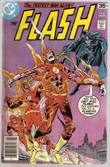Flash (1959 series) #258 DC Comics 1978 VG