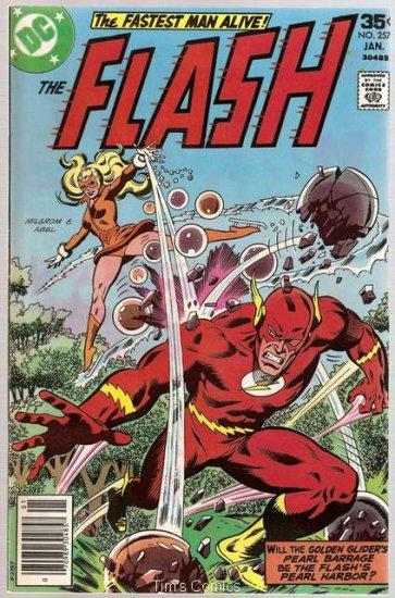 Flash (1959 series) #257 DC Comics 1978 Fine