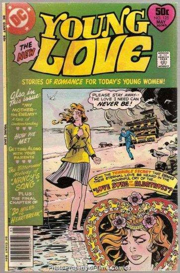 Young Love (1963 series) #125 DC Comics 1977 Fine
