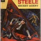 John Steele Secret Agent #1 Gold Key Comics 1964 GD